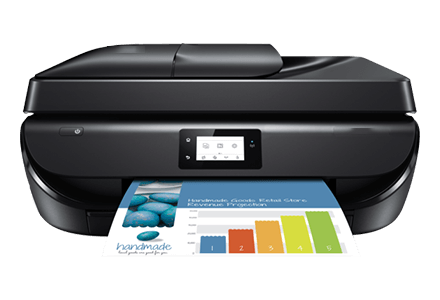 123 hp officejet 5258 driver