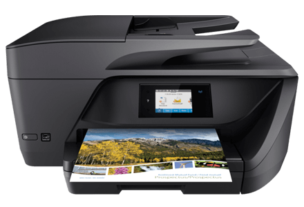 123 HP Officejet Pro 6968 Printer