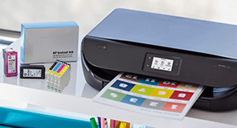 123 HP Deskjet 2652 Ink Cartridge Installation