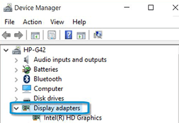 Update specific drivers in Device Manager