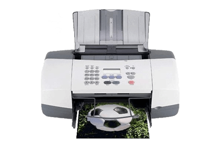 hp officejet 4100 setup