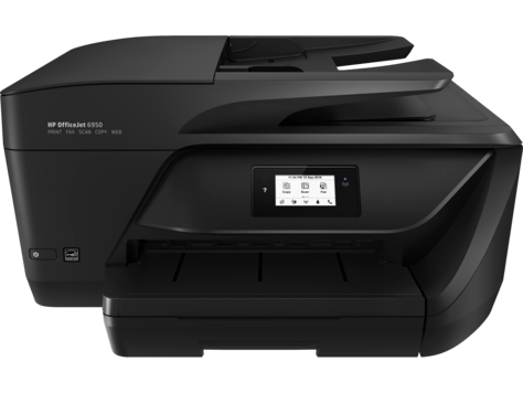 hp officejet 6950 setup